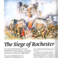 The Siege of Rochester