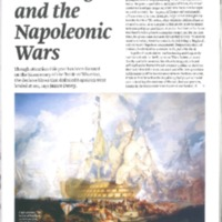 The Navy and the Napoleonic Wars